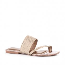 sandales plates entredoigt...