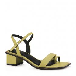 sandales design bouts...