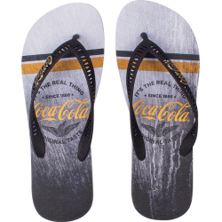 tongs coca cola lanières...