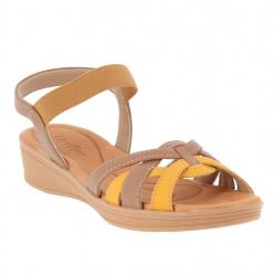 sandales confort bride...