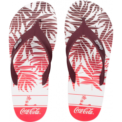 tongs coca-cola caoutchouc...