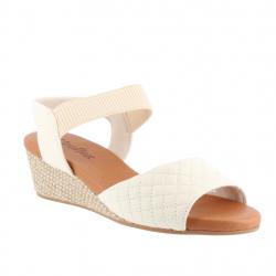 sandales compensées confort...